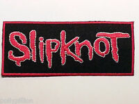 Slipknot Sew or Iron On Patch