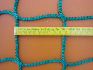 Personenauffangnetz 5 m x 10 m Auffangnetz Absturzsicherung Fangnetz EN 1263-1