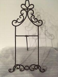 Metal Decorative Easel