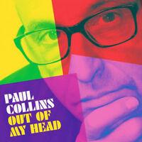 "Paul Collins : Out of My Head VINYL 12"" Album (2018) ***NEW*** Amazing Value"