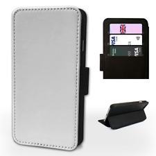 Blank Sublimation Faux Leather Flip Phone Bulk Case Covers - For Samsung S3 Mini