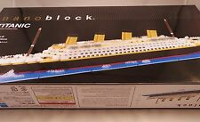 Kawada Nanoblock Titanic - japan building toy Nb-021 over 1800pieces