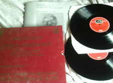 Choral 33RPM Speed Classical Opera & Vocal LP Records