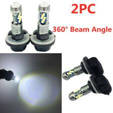 2PCX881 862 886 889 894 896 898White Hot High Power LED Fog Driving Lights Bulb