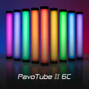 Nanguang Nanlite PavoTube II 6C LED RGB Light Tube Portable Handheld Video Light