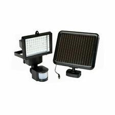 Asc 60-Led Garage Sensor Security Solar Light Upto 50Ft Adjustable Delay Time