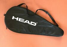 "Head Black / White Tennis Racquet Racket Bag * 12"" x 28"""
