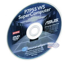 ASUS P7P55 WS SuperComputer MOTHERBOARD DRIVERS M1836 WIN 7 8 8.1 10