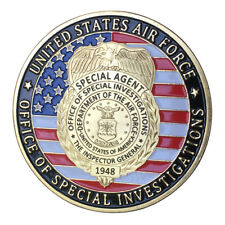 United States Air Force Office of Special Investigations GP Challenge coin 1416#