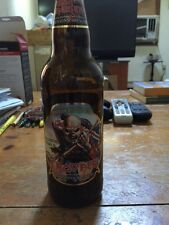 Iron Maiden Trooper Bottle Event Robinsons Brewery 2015 Empty