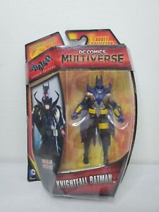"DC Comics Multiverse Arkham Origins Batman Knightfall 4"" 3.75"" Figure Azrael NEW"