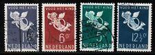 NVPH 289 - 292 Kinderzegels 1936 gebruikt / used