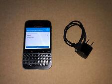 BlackBerry Classic 16Gb At&T Smartphone Unlocked - Black