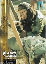 1999 Inkworks PLANET of the APES (89) Caesar's Conflict