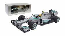 MINICHAMPS Lewis Hamilton Mercedes GP Diecast Formula 1 Cars