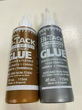 HI-TACK FAST TRACK AND ALL PURPOSE GLUE