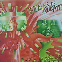 "SLY & ROBBIE Rhythm Killers 1989 (Vinyl LP) PLUS 7"" SINGLE RECORD"