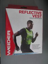 Reflective Vest Weider Adjustable one size fits most WRV12