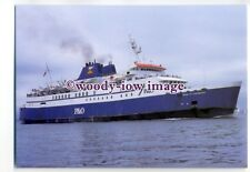 FE1951 - P&O Ferry - Pride of Cherbourg - postcard