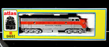 Atlas NO.8317 HO Scale FP-7 DIESEL W.P. WESTERN PACIFIC Road Number 804 A OB