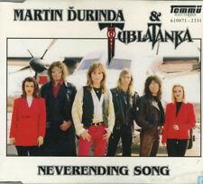 "Martin Durinda & Tublatanka ""Never ending song"" Eurovision Slovakia  1994"