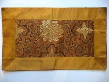 Tibetan Buddhism Lotus and Clouds Silk Altar Cloth Nepal