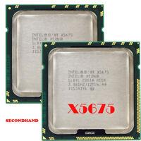 Used CPU OLD Intel Xeon X5675 3.06GHz 12M Cache Hex 6 Core Processor LGA1366 BUS