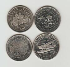 4 Maritimes and Ontario Trade Dollars