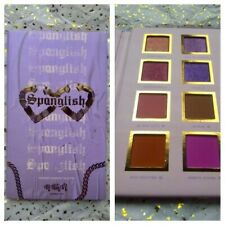 New Unopened Package Alamar Cosmetics | Spanglish Pressed Pigment Palette USA