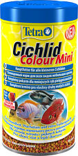 Tetra Cichlid Colour Mini 170g / 500 ml - food for all smaller Cichlids