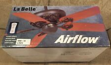 "Airflow By Casablanca 1850-73 LaBelle 52"" Ceiling Fan W/Blades Oil Rubbed Bronze"