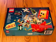 LEGO 40222 Christmas Exclusive 24 in 1 Holiday Countdown ADVENT CALENDAR