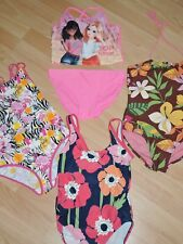 Badeanzug Bikini Set Gr.152 / 10 Jahre Pampolina Gymboree GAP & Top Model - TOP!