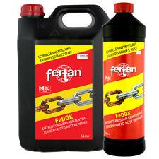 1 LITRE Fertan FEDOX Rust Remover