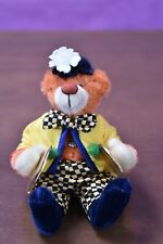 Hermann Clown Miniature with Cymbals Limited Edition Boxed