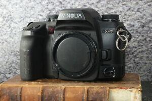 [Exc++] Minolta Maxxum Dynax Alpha 7 α-7 a-7 SLR Film Camera from JAPAN