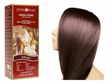 Surya Brasil Henna Cream Kit - Burgundy 70 ml, Hair Colour, 100% Grey Cover