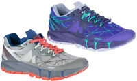 Merrell Agility Peak Flex Trainers Womens Hiking Trail Lace Up Mesh Shoes