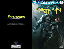 Batman #1 (V.3) Dell'Otto Variant Bulletproof NM BUY FROM THE SOURCE! DC REBIRTH