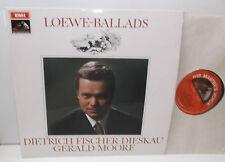 ASD 2423 Loewe-Ballads Dietrich Fischer-Dieskau Gerald Moore S/C
