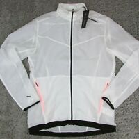 Puma Porsche Design Men's Zip up White Jacket 596607 Size Large