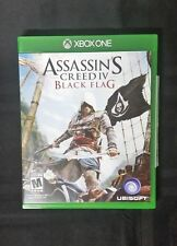 Replacement Case (NO GAME) for ASSASSINS CREED IV BLACK FLAG XBOX ONE 1