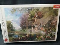 TREFL CHARMING NOOK JIGSAW PUZZLE - 1000 PIECES- BRAND NEW AND SEALED