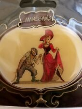 Marc Davis Disney Redhead Auction Pirates of the Caribbean Pin Brooch LE Sealed