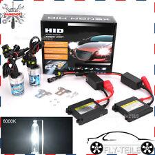 2x Kit Xénon HID H7 6000K + Slim Ballast Feux Phare Auto 12V 35W Anti Erreur OBD