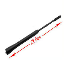 9'' Replacement Car Radio Stereo Aerial Sting Mast Antenna Black Useful Access