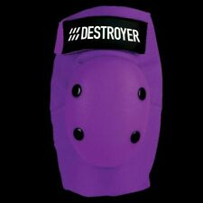 New Destroyer Pro Series Elbow Pad Pads Purple Large Skate Bike Sports