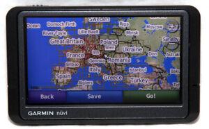Garmin Nuvi 255W Car GPS Navigation 2020 USA/Canada/Mexico, UK & All Europe Maps