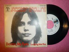 JACKSON BROWNE Doctor My Eyes 1972 SINGLE Spain Press (VG++/VG++) R