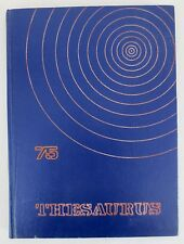 1975 Thesaurus Graland Country Day School Yearbook Denver Colorado Illustrated